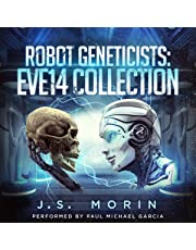 Robot Geneticists: The Complete Collection, Books 1-6