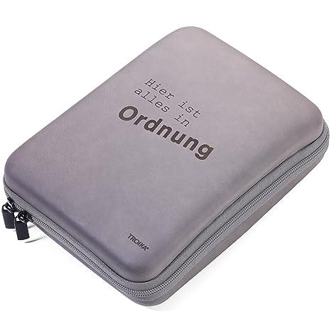 TROIKA Alles IN ORDNUNG - CBO10/GB - Estuche Organizador con ...