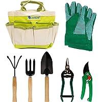 Lantelme 5124 Plantas/Jardín Juego de herramientas con maletín