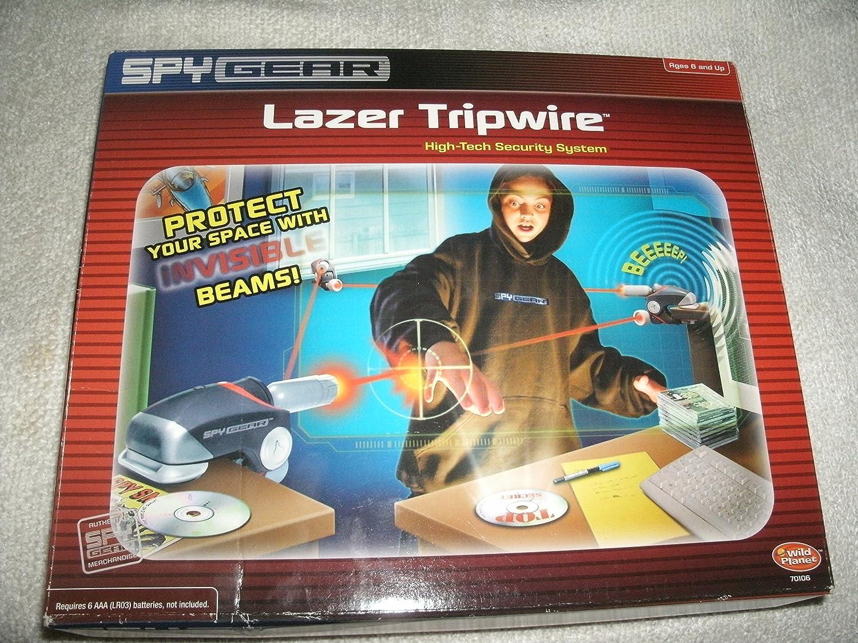 Spy Gear Lazer Tripwire: Amazon.co.uk: Toys & Games