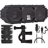 Altec Lansing Mini LifeJacket 3 Bluetooth Speaker Value Pack - Black