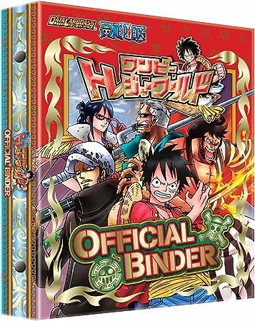 ONE PIECE - Onepie Treasure World Official Binder Set (japan import): Amazon.es: Juguetes y juegos