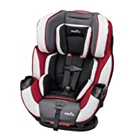 Deals on Evenflo Symphony Elite All-In-One Convertible Car Seat
