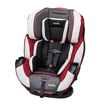 Amazon.com : Evenflo Symphony Elite All-In-One Convertible Car Seat