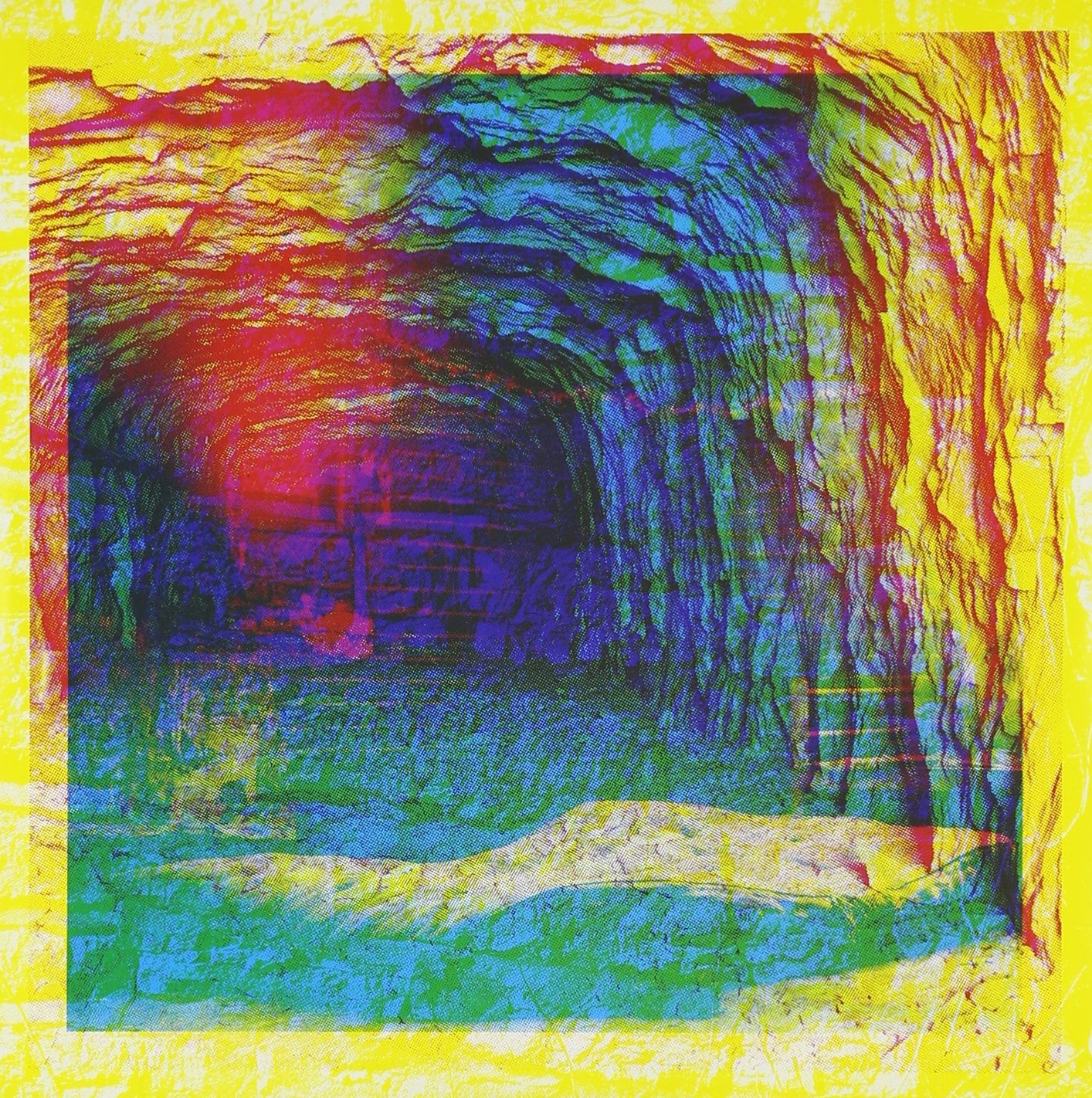 CD : Gauntlet Hair - My Christ (7 Inch Single)