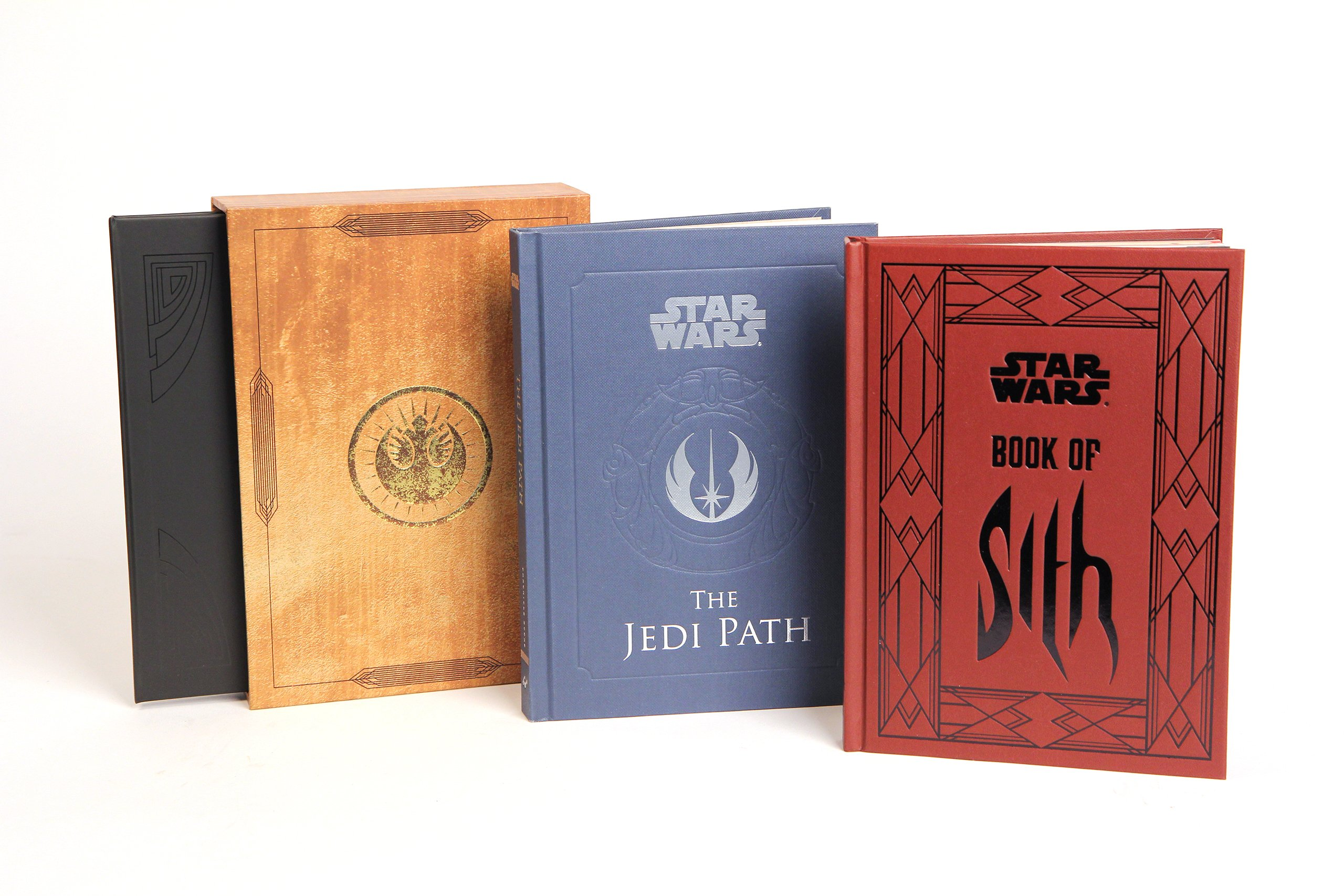 The Jedi Path Book