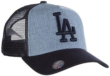 Nueva Era y la NFL Heather Equipo Snapback Gorras Curva Cap ~ LA Dodgers: Amazon.es: Deportes y aire libre
