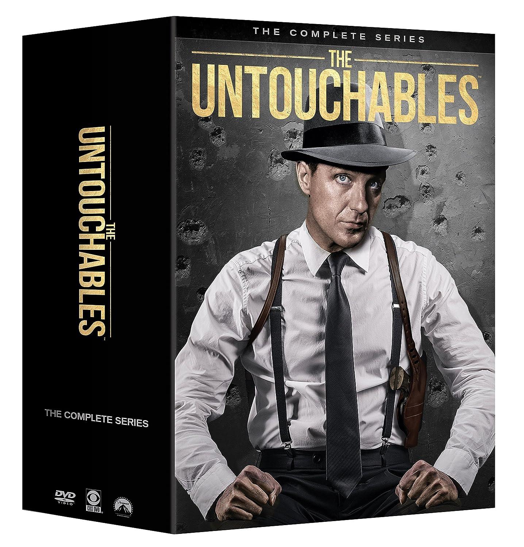 Amazon com: The Untouchables: The Complete Series (Black