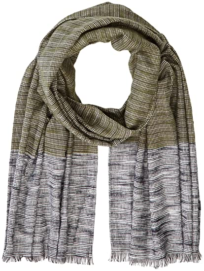 bd50bd46e12f Marc O Polo Men s 729832702040 Scarf, Multicolour (Combo L32), One Size   Amazon.co.uk  Clothing
