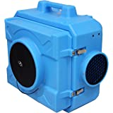 MOUNTO Air Scrubber Hepa Filter Renovation Air Cleaner Dust Cleaner