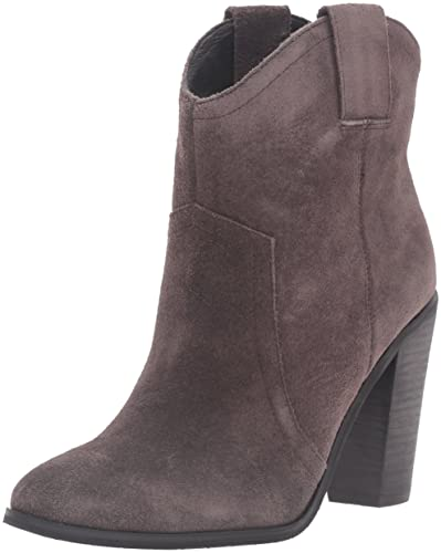 Kenneth Cole New York Womens Sparta Western Boot Asphalt 8 ...