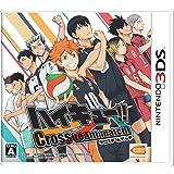 ハイキュー!! Cross team match! - 3DS