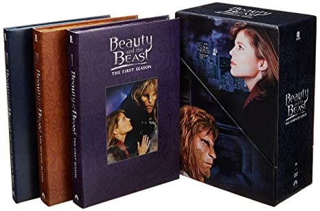 Amazon com: Beauty and the Beast - The Complete Series