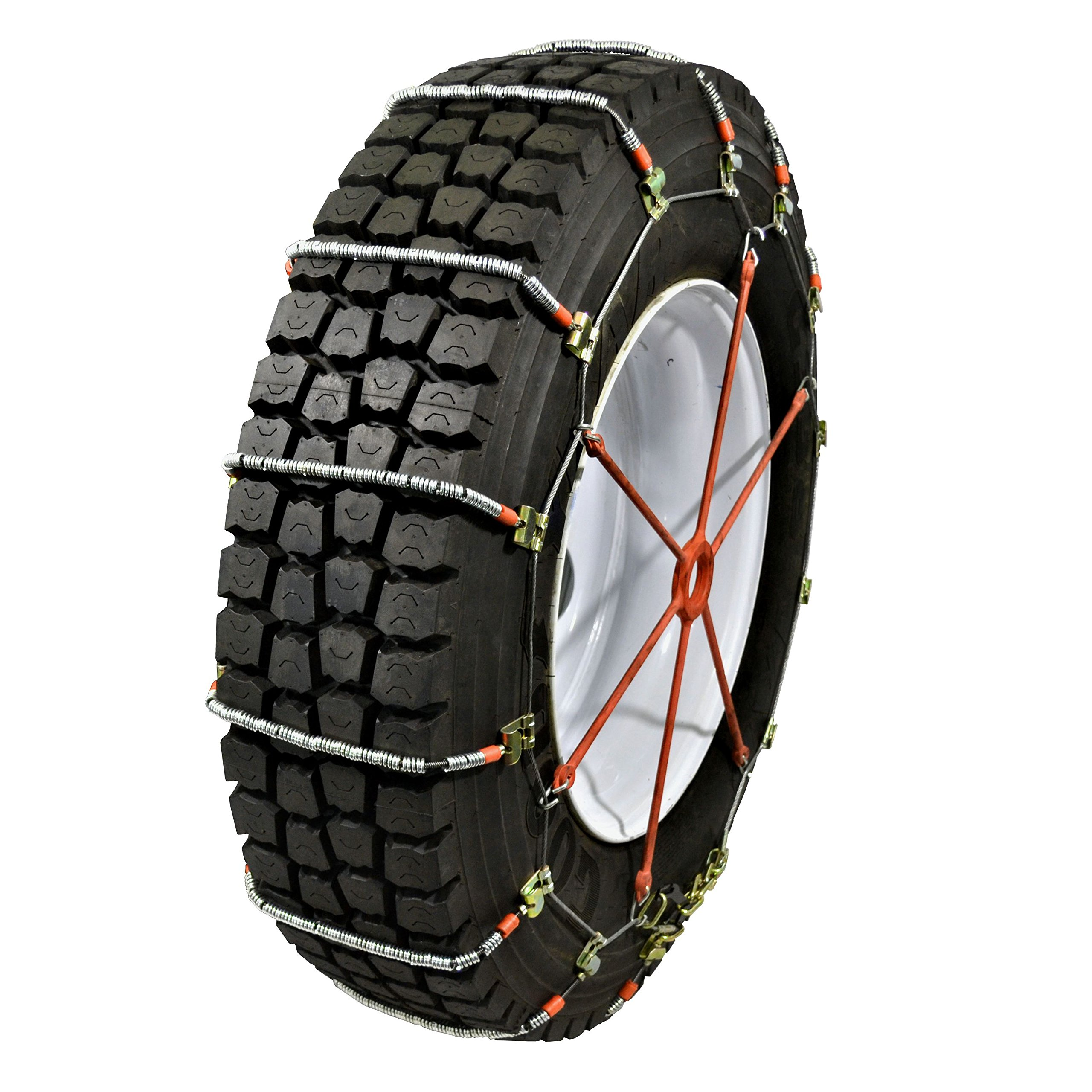 Quality Chain King Cobra Cam Commercial Truck Cable Tire Chains (2339)