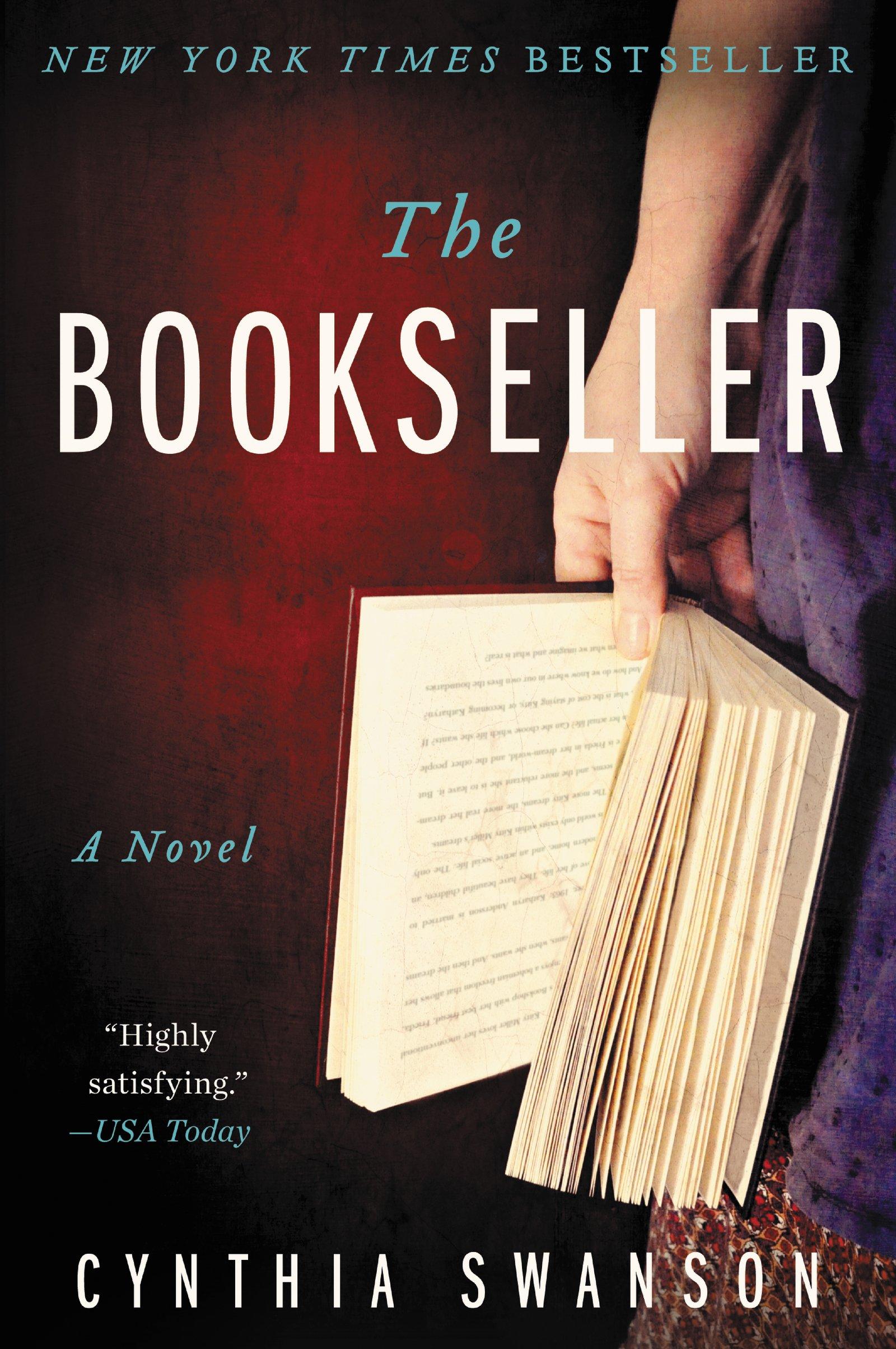 The Bookseller: A Novel: Cynthia Swanson: 9780062333018: Amazon: Books