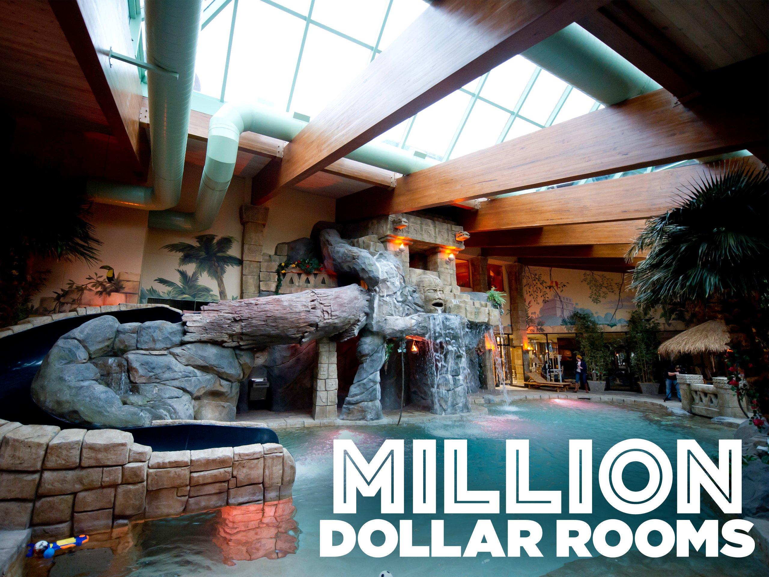 Watch Million Dollar Rooms Season 1 Prime Video