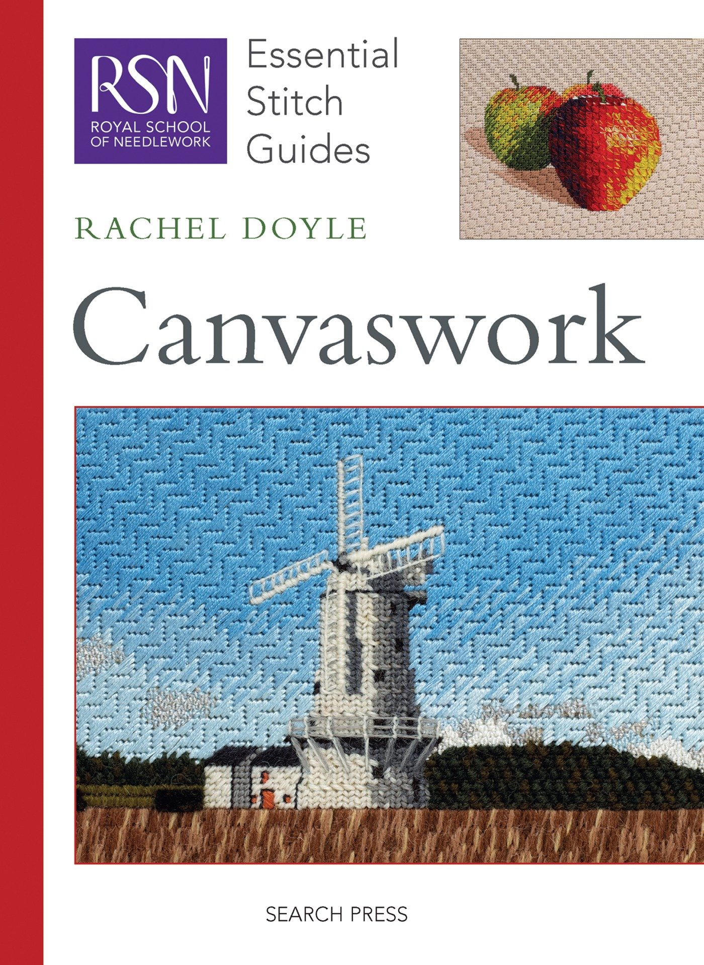 RSN ESG: Canvaswork: Essential Stitch Guides (Royal School of Needlework Essential Stitch Guides)
