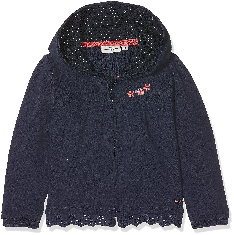 Tom Tailor Baby Girls' Sweatjackets Track Jacket TOM TAILOR Kids