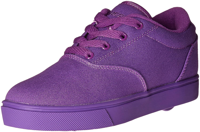 Heelys de Launch, Chaussures de Heelys Tennis garçon / 4 M US Big Kid US|Purple Solid 737b6e
