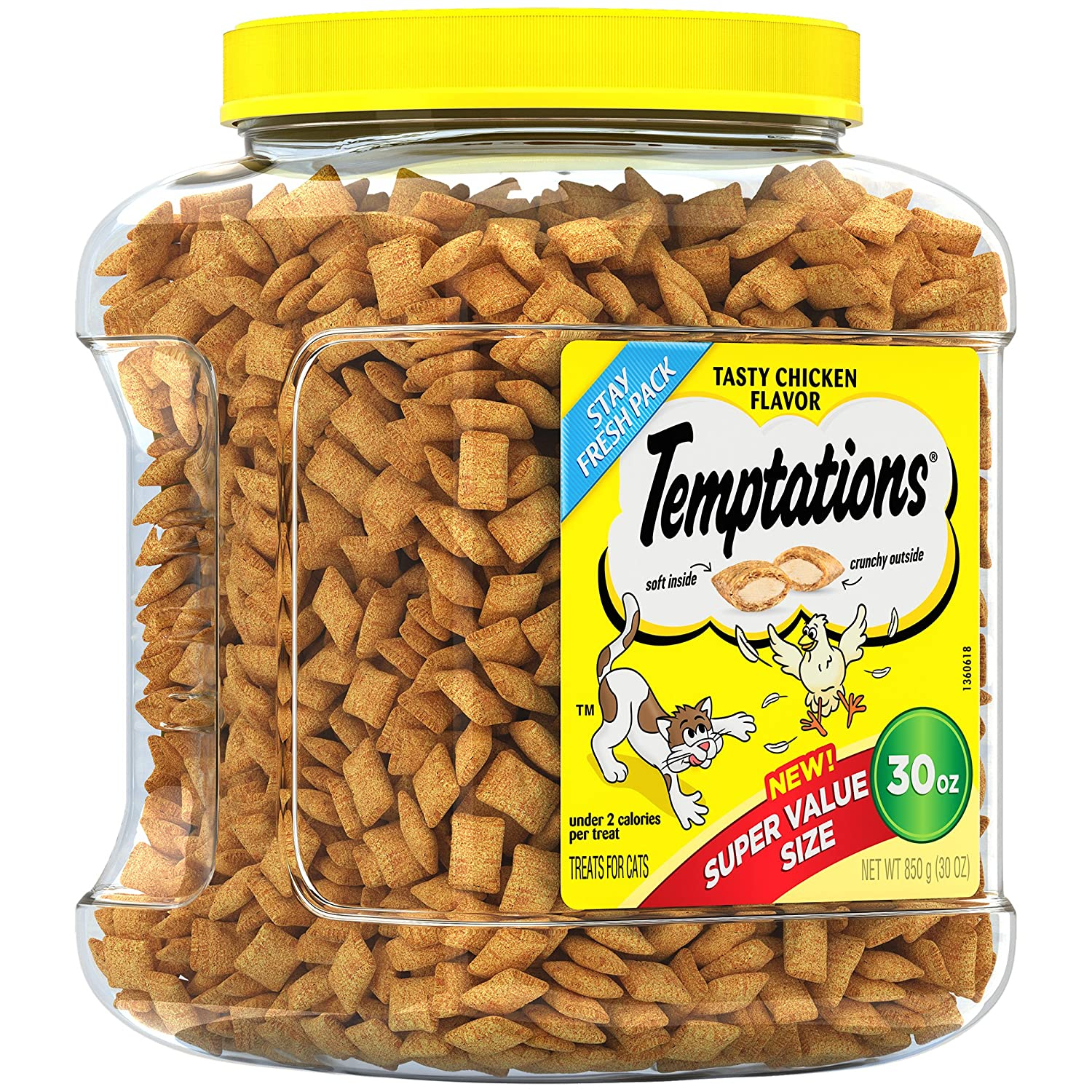 Temptations Treats For Cats 30 Ounces by Temptations