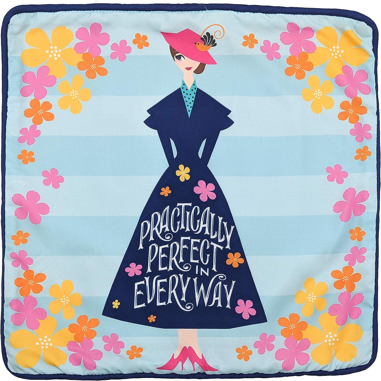 Jay Franco Decorative Pillow Cover Mary Poppins