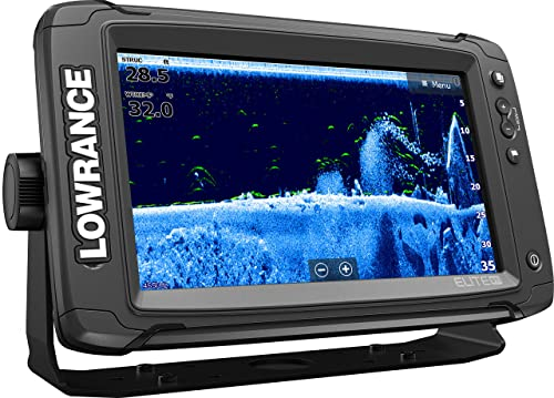 Lowrance Elite TI 9 Review