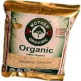 Mother Organic Jowar Dalia, 500g (Pack of 2)