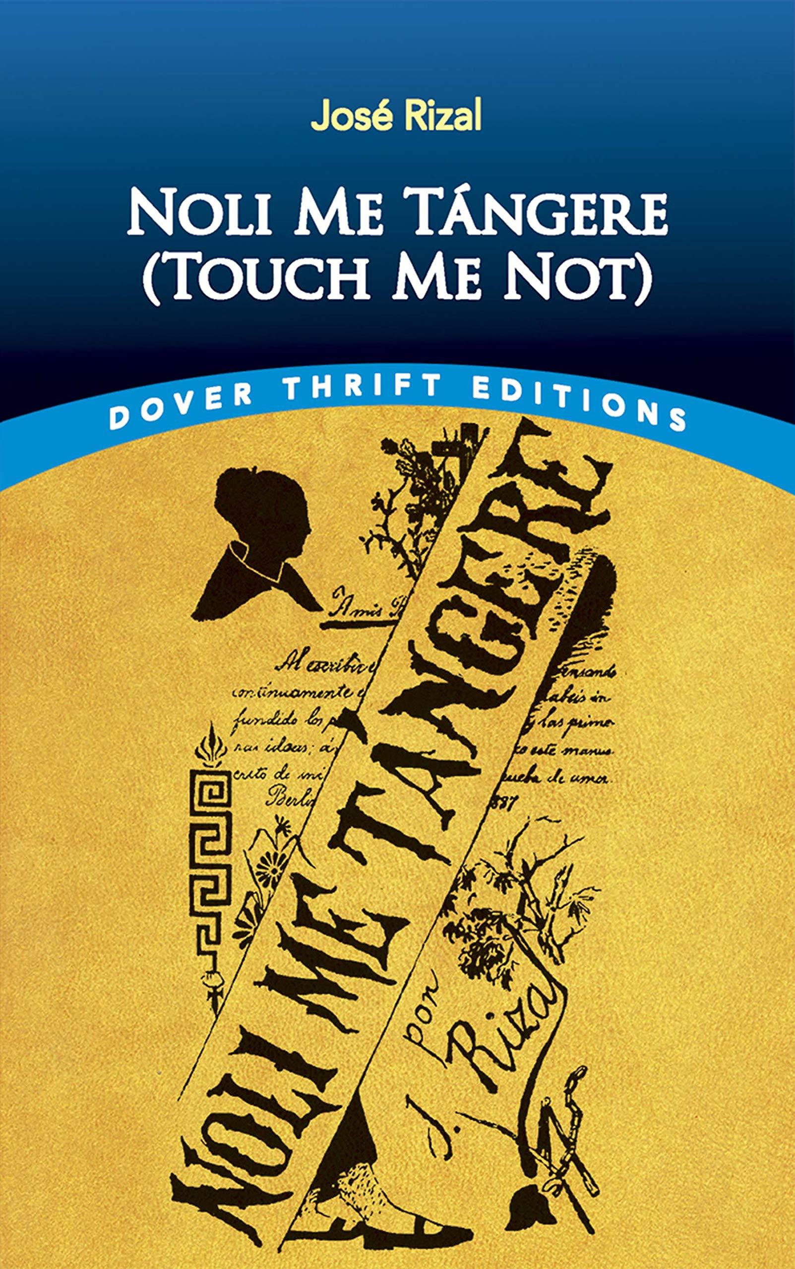 NOLI ME TANGERE TOUCH ME NOT Dover Thrift Editions Amazon.de ...