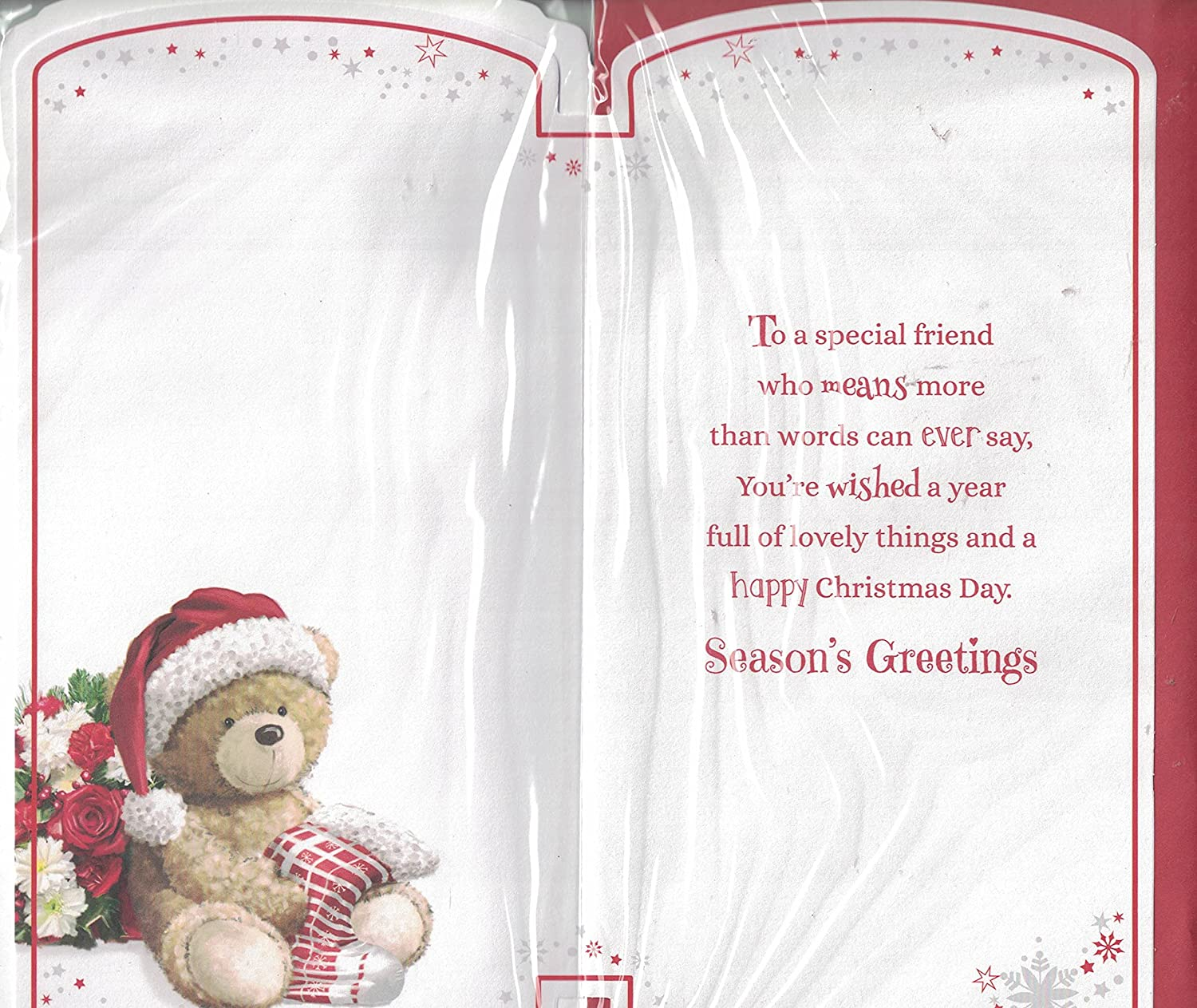 Prelude Friend Christmas Card To A Very Special Friend Christmas