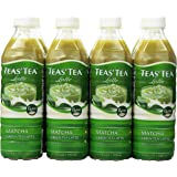 Teas' Tea Matcha Green Tea Latte, 16.9 Ounce (Pack of 12) Packaging May Vary