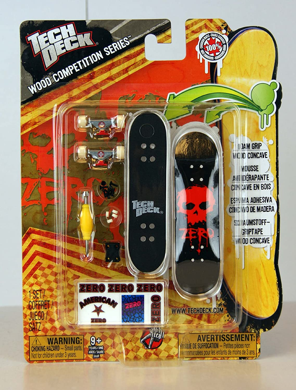 Tech deck wood competition series 96mm fingerboard zero tech deck wood competition series 96mm fingerboard zero 35893 amazon toys games baanklon Image collections