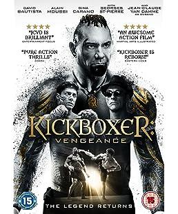 Kickboxer: Vengeance [DVD]