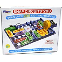 Elenco Snap Circuits 203 Electronics Discovery Kit