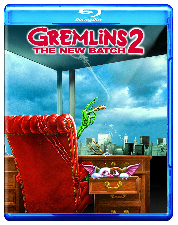 Amazon.com: Gremlins 2: The New Batch [Blu-ray]: Zach Galligan ...