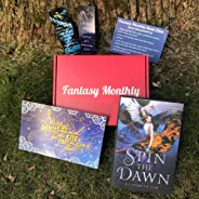 Fantasy Monthly - YA Book Subscription Box - Deluxe