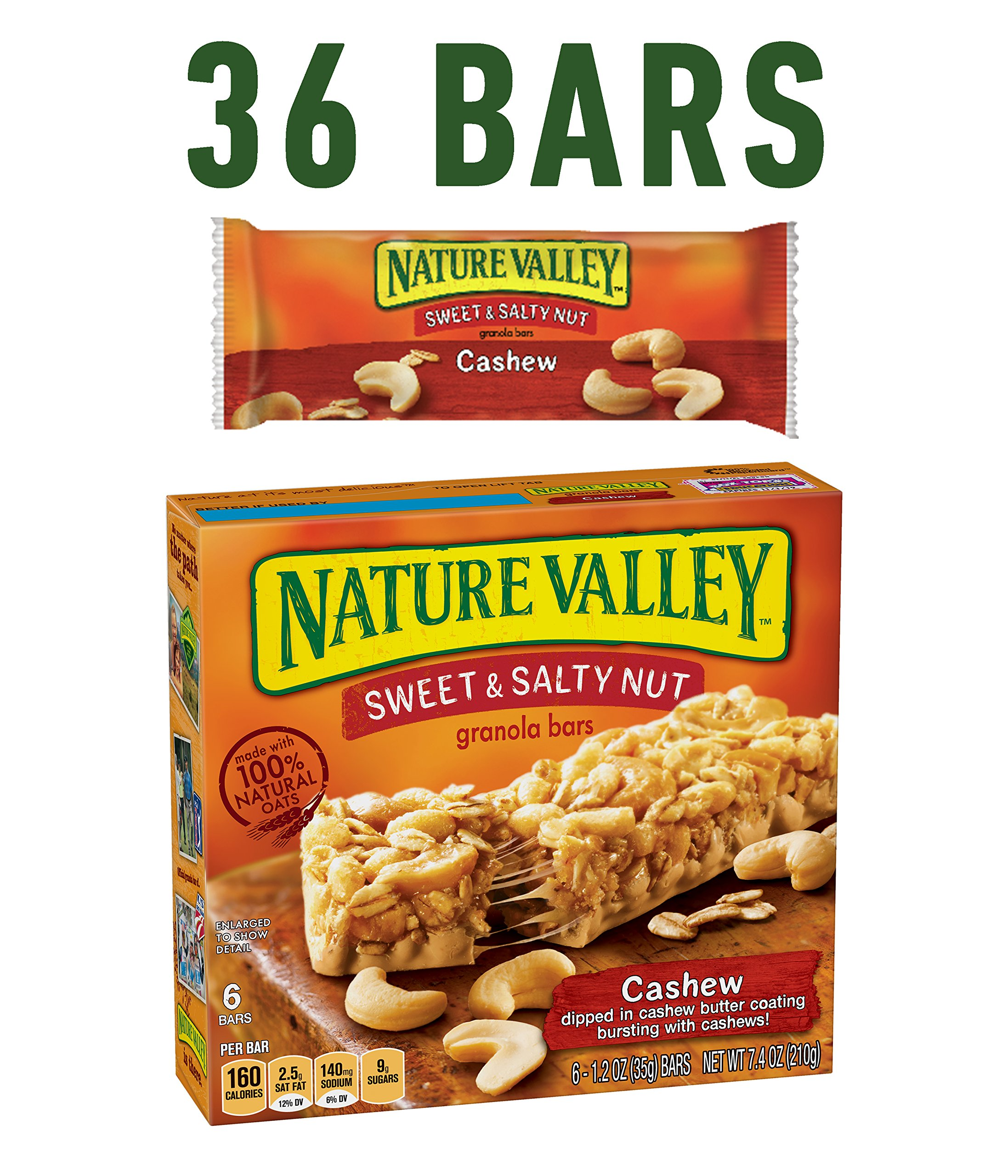 Nature Valley Gluten Free Nut Bar