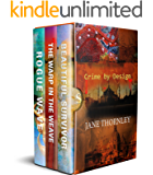 Crime By Design Series Books 1-3: Three Fast-paced Humorous Thrillers