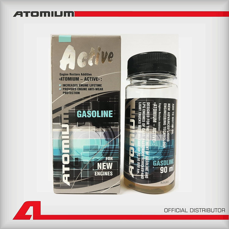 Atomium 'Active Gasoline' Benzin - SUPROTEC SUPROTEC s.r.o. ATOMIUM AAG