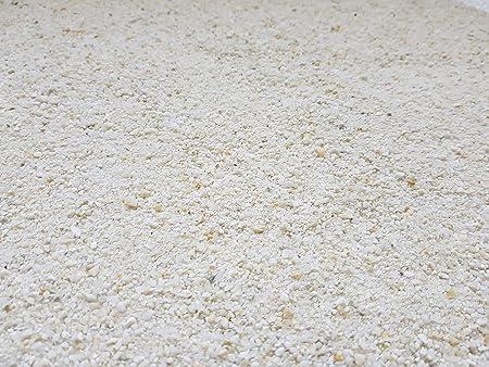 Der Naturstein Garten 50 kg gewaschener weisser Beachsand 0