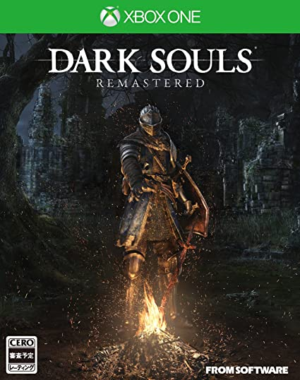 Dark Souls Remastered MICROSOFT XBOX ONE JAPANESE VERSION IMPORT ...