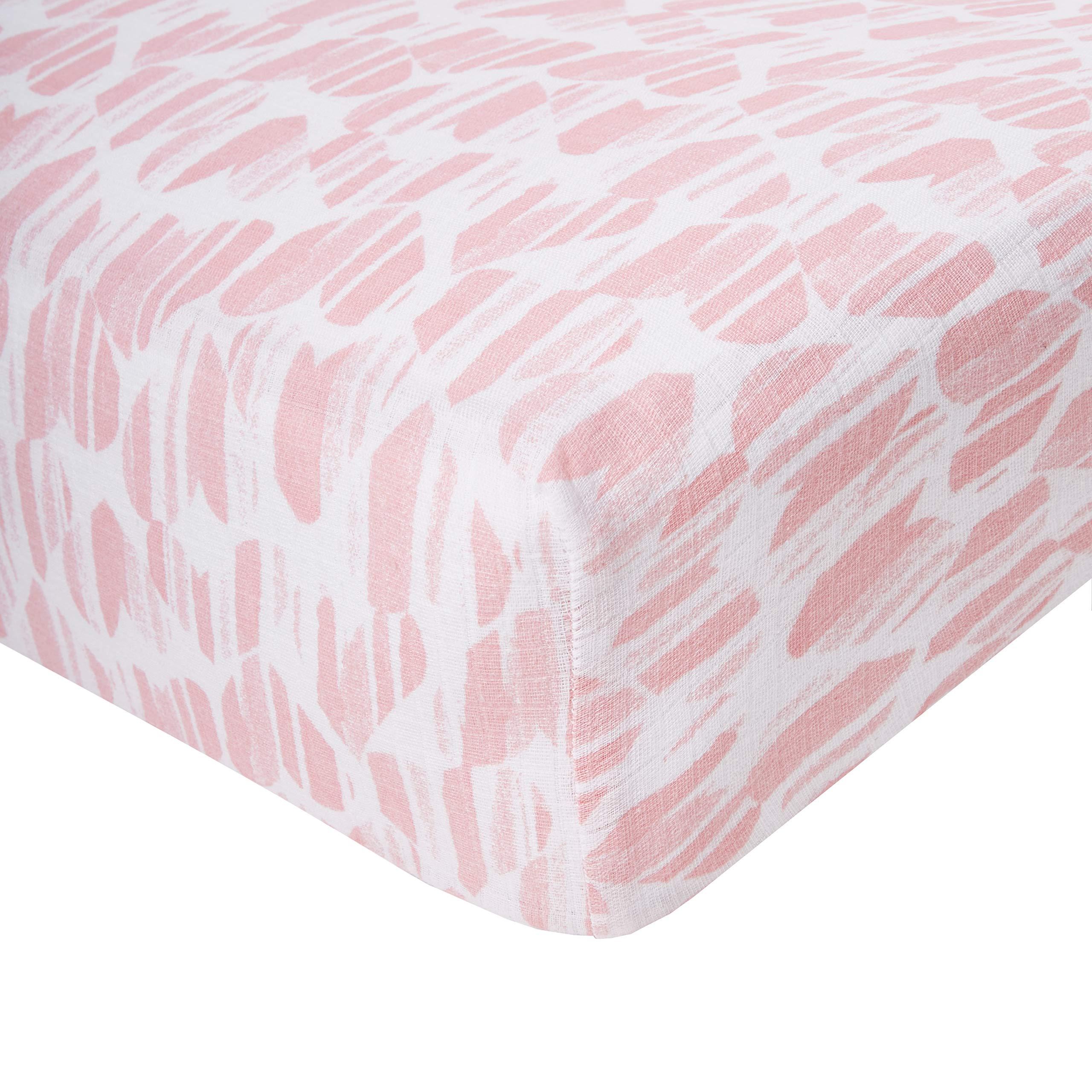 Amazon Com Aden By Aden Anais Classic Crib Sheet 100 Cotton Muslin Super Soft