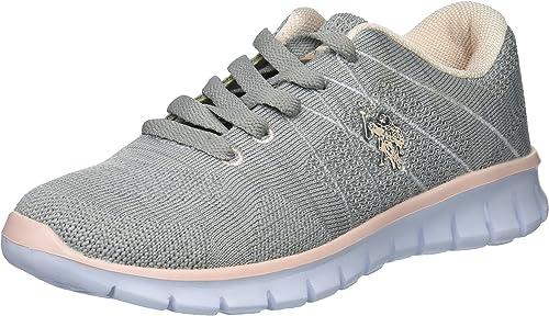 U.S. Polo Assn Mujeres Cora-2 Bajos & Medios Cordon Zapatos para ...