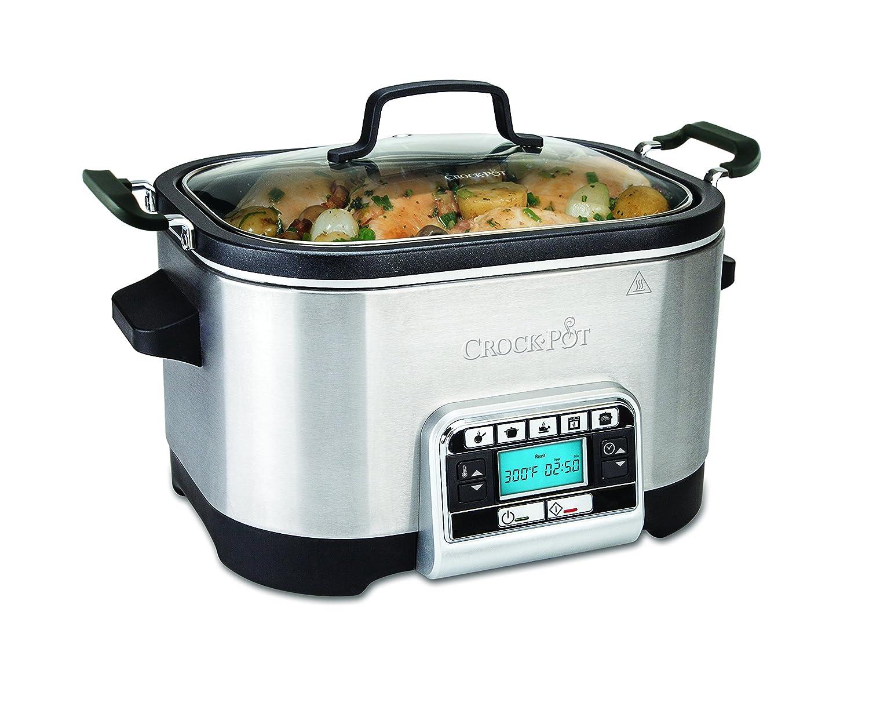 Crock Pot CSCX Olla de cocción lenta y Multi cooker  l