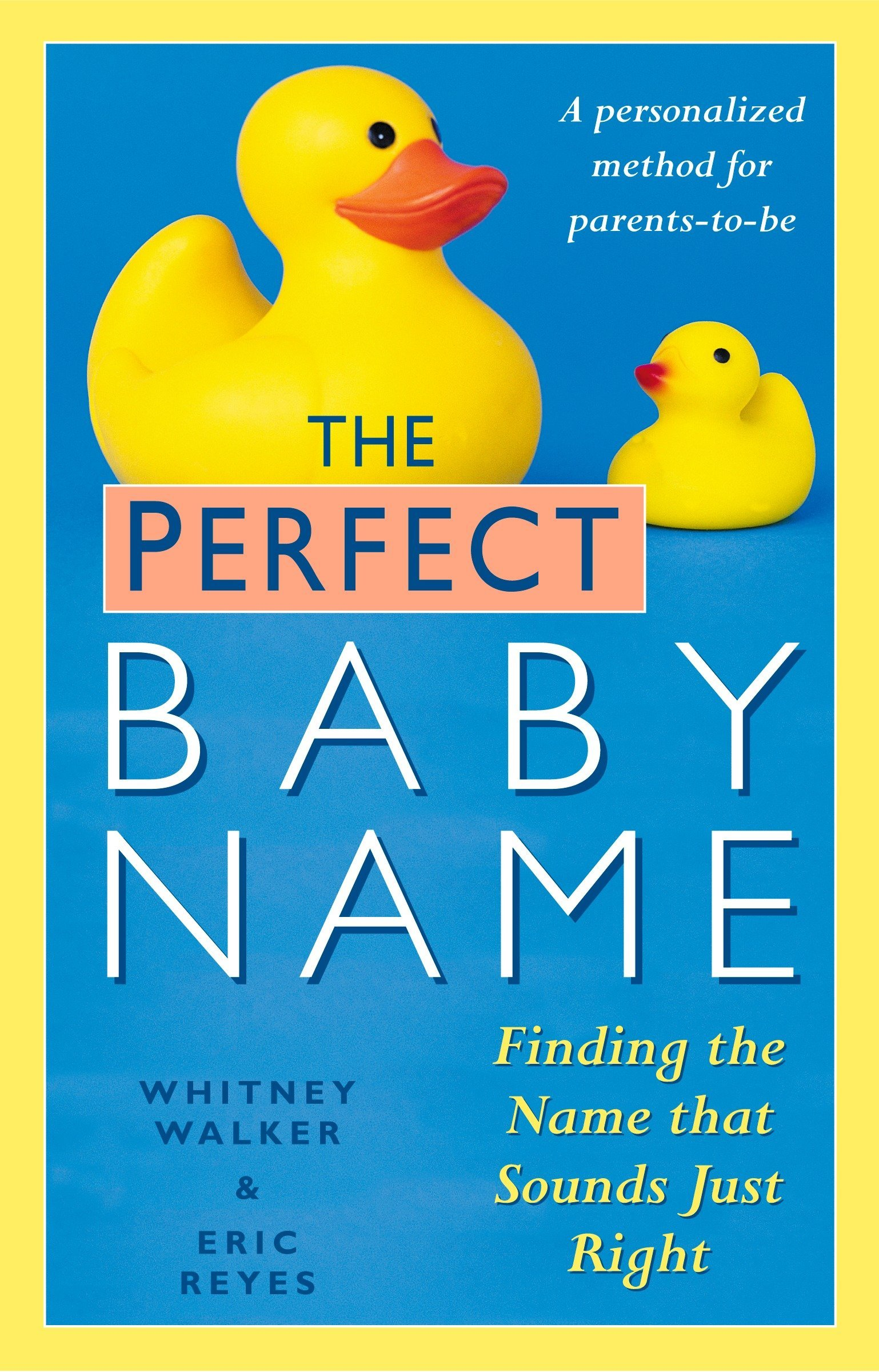 amazon com the perfect baby name finding the name that sounds just