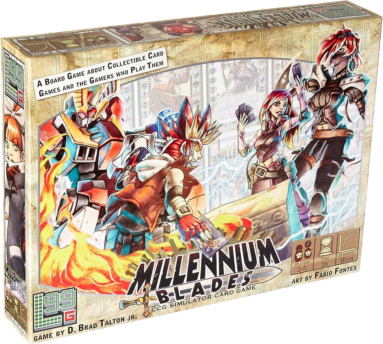 1936920573 Level 99 Games Millennium Blades Board Game 91Cs76sKeDL