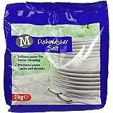 Morrisons Dishwasher Salt, 2kg