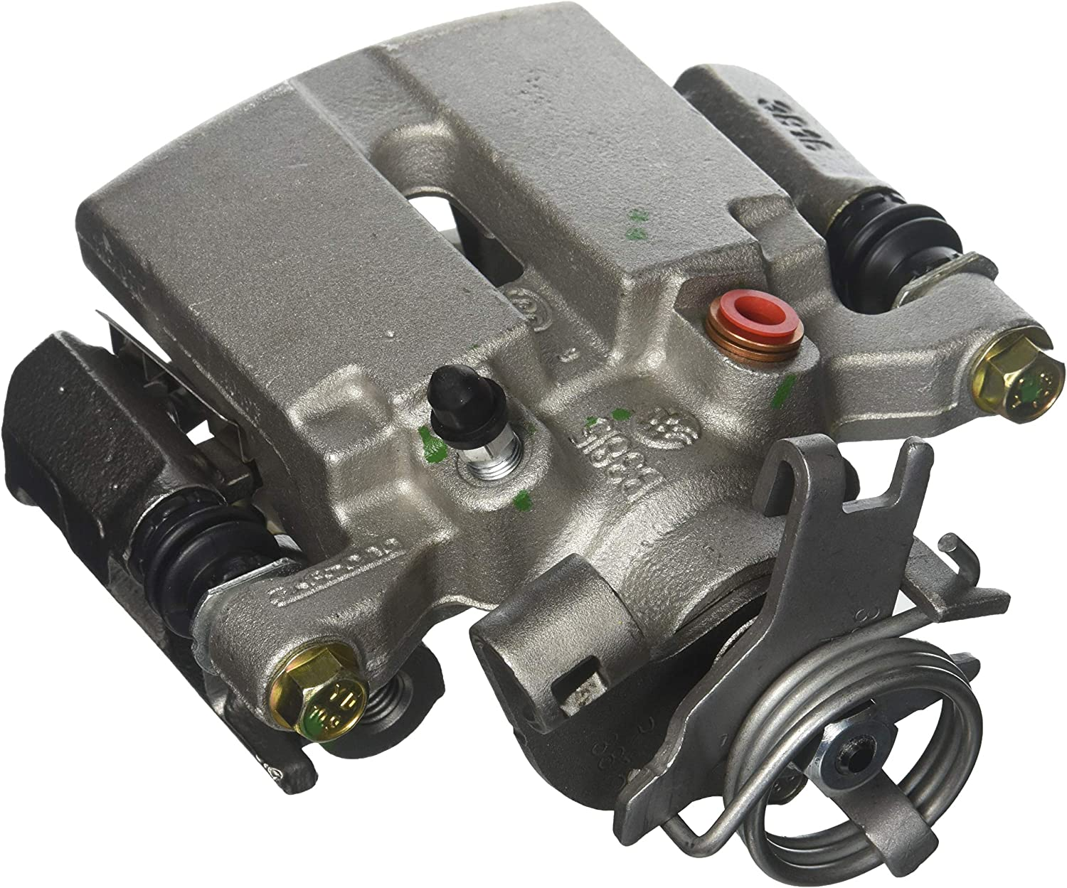Semi-Loaded Disc Brake Caliper Raybestos FRC11621 Professional Grade Remanufactured
