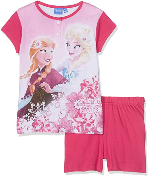 Disney 43933/10AZ, Pelele para Dormir para Bebés, Rosa (Fuxia 550)