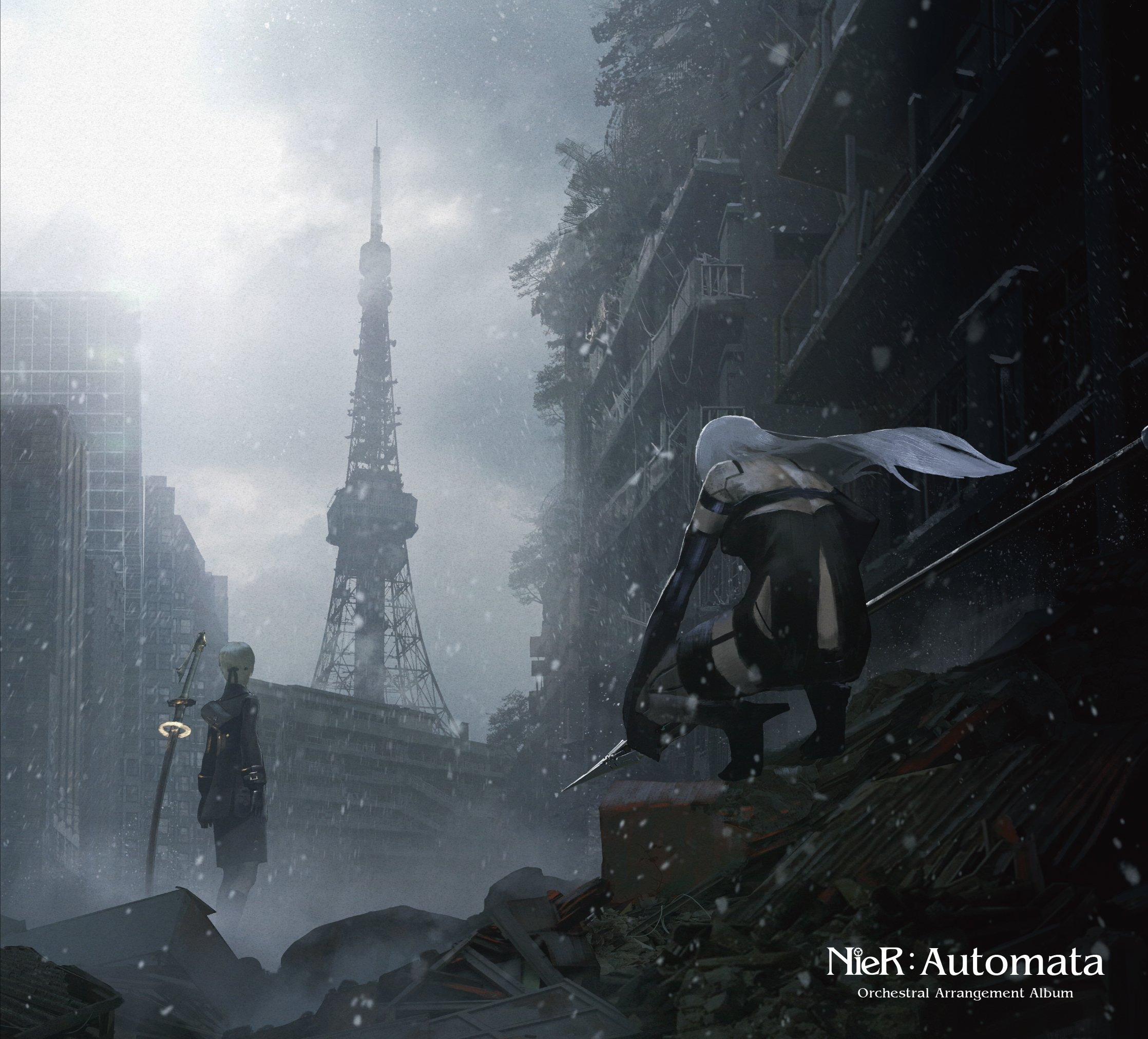 Nier: Automata Orchestral Arrangement Album (Original Soundtrack) by Sony Japan