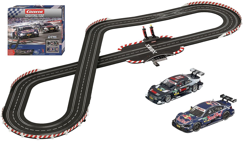 Carrera DTM Championship Slot Car Racing Track Set